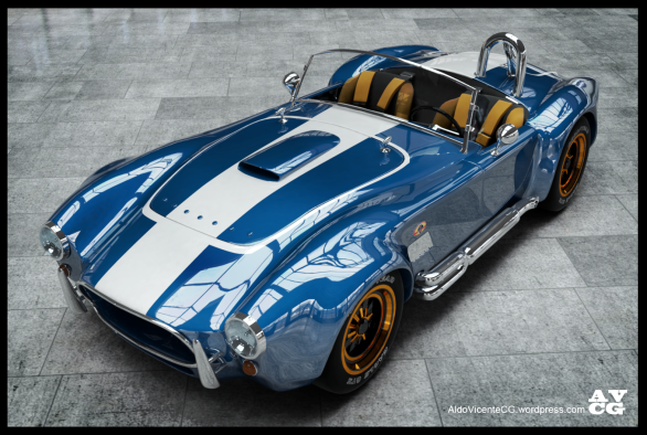 '67 Shelby Cobra