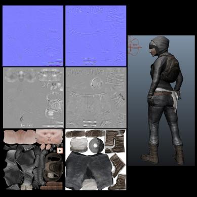 Breakdown: Textures